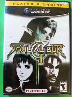 Soul Calibur 2 GameCube