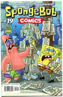 Spongebob 19 VFN Square Pants Bongo Cartoon Comic 2011 More in Store
