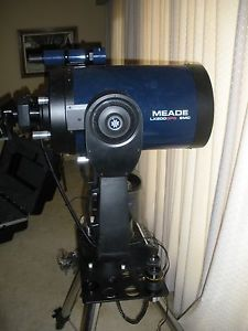 Meade LX200 10 on PopScreen