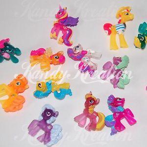 My Little Pony Toys 2013 Crystal Magic Friendship for Kandi Rave Kids Bead Raver