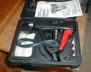 New Craftsman E Zfix Home Repair Crafts Electric Hot Glue Gun Case 526 804440