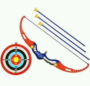 Toy Archery Bow and Arrow Archery Set for Kids with Target