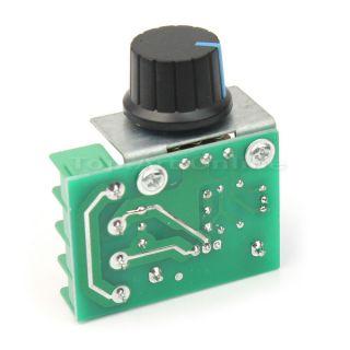 New Adjustable Voltage Regulator PWM AC Motor Speed Control 50V 220V 2000W 10A