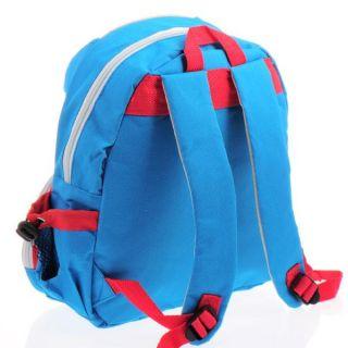 Kids Boys Girl's Cartoon Backpack Zoo Animal Shoulder Bag Book School Bags