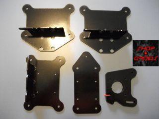 Shopdroids DIY CNC Plasma Gantry Carriage Kit