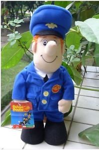 "New Postman Pat 14"" Plush Doll Toy Lovely Best Gift for Kids Free Shipping"