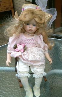 Terrific Haunted Doll Unknown Energy Pretty With A Rocking Chair Ibusinesslaw Wood Chair Design Ideas Ibusinesslaworg