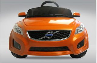 Volvo Ride on Toy Battery Operated Car for Kids