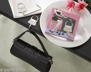 Purse Hanger Bridal Shower Wedding Party Supplies Favors Bag Valet Hook