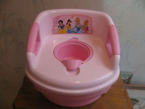 The First Years 3 in 1 Princess Pink Potty Chair Bldg