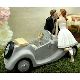 Wedding Cake Toppers I Love You for Ever Bride and Groom Cake Toppers Topper