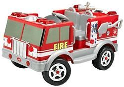 Kids Trax Fire Truck 12V Electric Ride on Power Wheels Car Toy