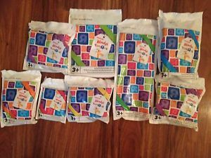Toys R US Wendy's Kids Meal Set of 8 NIP Brand New Holiday Gift