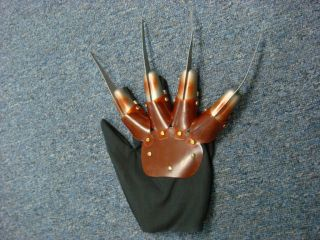 Halloween Fright Claw Gloves Horror Costume Adult Kids Party Role Play Toys 0077