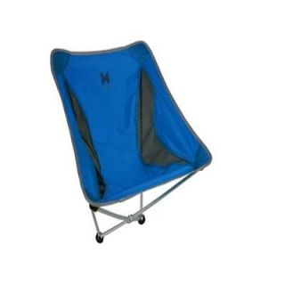Beach Camp Comfortable Chair Alite Designs Monarch Par Blue New Fast Shipping
