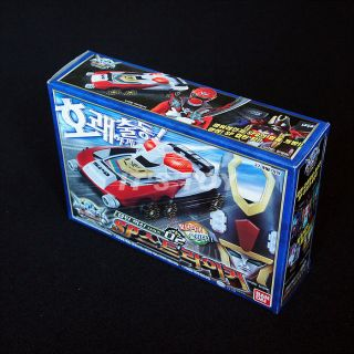 Power Rangers Kaizoku Sentai Gokaiger DX Gokai Machine 02 Pato Striker Bandai
