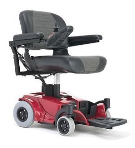 Go Chair Pride Mobility Portable Electric Wheelchair