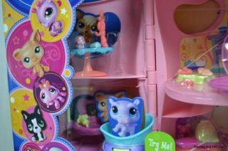 Littlest Pet Shop Cozy Care Adoption Center Playset Puppy Kids Hot Xmas Toy New
