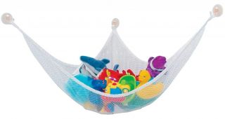 Jumbo Kids Room Toy Hammock 6 Feet Net Organizer Stuffed Doll Animals Storage