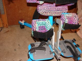 Snug Seat Graffe Stander Special Needs High Chair Handy