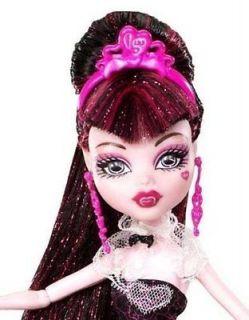 Mattel W9189 Monster High Sweet 1600 Draculaura Doll