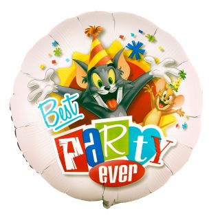 "Tom and Jerry 18"" Foil Balloon"