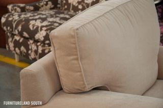 Bentley Churchill Inc Montego Bone Modern Arm Chair