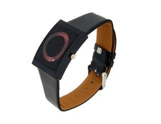 WMG9468 Stylsih Special Red Ring Shape Dial Men Wrist Watch