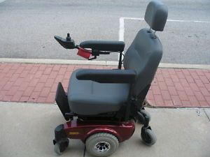 Invacare Pronto M71 Sure Step Electric Wheel Chair Scooter