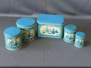 Vintage wolverine tin play food