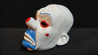 Hot Toys 1 4 Scale The Dark Knight Rises Batman Exclusive Joker Mask