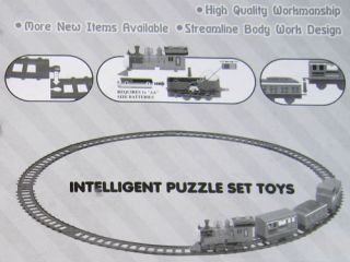 Intelligent Puzzle Kids Thomas Track Train Toy 309C