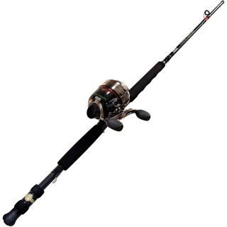 New Zebco Hawg Seeker with Bite Alert SC Fishing Rod and Reel Combo Catfish Bass