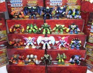 Gormiti Action Figures Giochi Figure New Series 20pc Low Price RARE Colletion