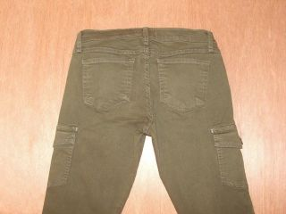 Womens Flying Monkey Cargo Jeans Size 9 Stretch