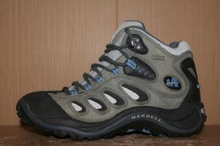 Merrell Reflex Mid Waterproof Boot Hiking Trail Winter GTX XCR Women's 8