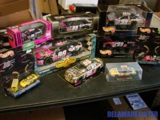 LG Wholesale Lot of 99 NASCAR Jeff Burton Exide Batteries Diecast Cars WOW