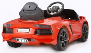 Licensed Lamborghini Aventador LP700 Baby Kids Ride on Power Wheels Toy Car O