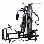 Circuit II Home Gym Leg Press LP 90 Marcy by Impex Fitness 3 Sided
