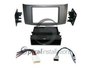 Nissan Sentra 2013 Up SD Radio Stereo Dash Mounting Installation Dash Kit Combo