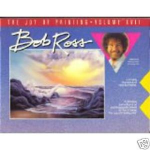 "Bob Ross ""Joy of Painting"" Instructional Book Volume 17"