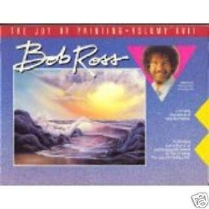"Bob Ross ""Joy of Painting"" Instructional Book Volume 17"