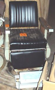Vintage Paidar Barber Chair Parts or Restoration Movie Prop BC69