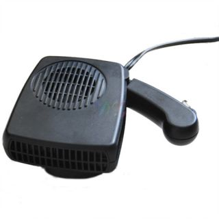 S5M Vehicle Car Portable Ceramic Heating Cooling Heater Fan Defroster Demister
