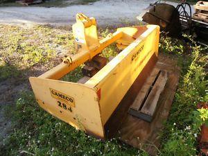 Cameco 284 Heavy Duty Box Blade