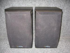 Infinity Model Primus 140 8 Ohm Home Audio Wall Mount Main Bookshelf Speakers