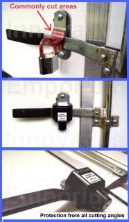 War Lok Security Lock Cargo Trailer Utility CTL 10 Door