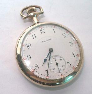 Elgin 17 Jewel: Watches