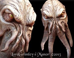 New 2013 Cthulhu Demon Halloween Mask Horror Monster Kraken Squid