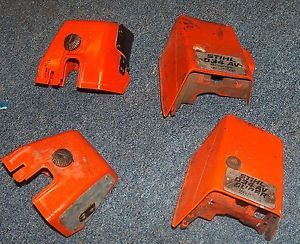 034 036 AV Stihl Chainsaw Housings